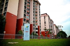 HDB Design & Build<br>Block 969 Jurong West